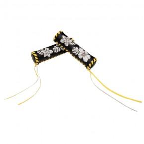 Griffe Hawaii long black/yellow