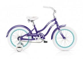 """Electra Kinderrad Hawaii girls´ 16"""" purple"""