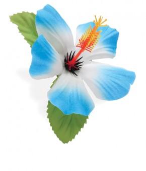 Handlebar Flower Blue Hawaii