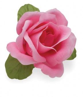 Handlebar Flower Pink Rose