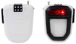 Hiplok FLX Lock Light Clip white