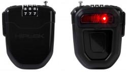 Hiplok FLX Lock Light Clip black