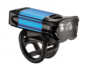 Lezyne Frontlicht KTV Drive Pro LED, blau-glänzend