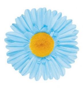 Handlebar Light Blue Daisy