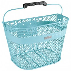 Electra Linear QR Basket, powder blue