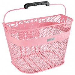 Electra Linear QR Basket, light pink
