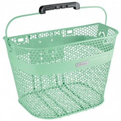 Electra Linear QR Basket, mint