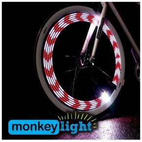 Monkey Light M210 - 80 Lumen Fahrrad Licht
