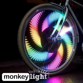 Monkey Light M232 - 200 Lumen Fahrrad Licht