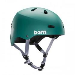 Bern Macon matte green