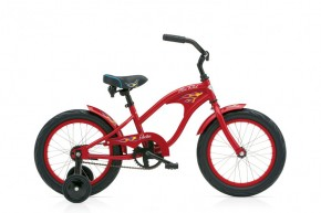"Electra Kinderrad Mini Rod 16"" red"