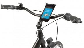 M-Wave Smartphone Tasche mit Halter