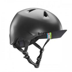 Bern Helm Nino matte black mit Flip Visor