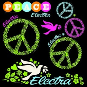 Stickerset Peace