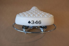 Sattel Project 346, white