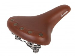 Sattel Velo Retro Comfort brown