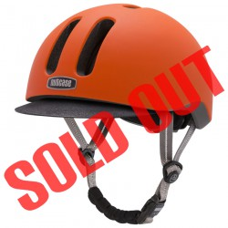 Helm Nutcase Metroride Dutch Orange (matt)
