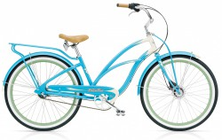 Electra Super Deluxe 3i Ladies´ aqua/cream