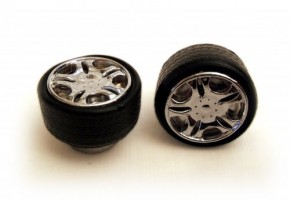 Valve Caps Wheels