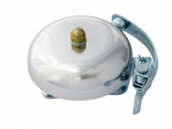Klingel Vintage Bell Brass chrom