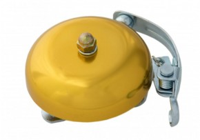 Klingel Vintage Bell Brass gelb